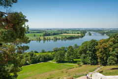 Free River Donau Seen From The Walhalla Royalty Free Stock Photos - 26670328