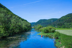River donau Stock Images