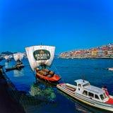 River Douro, Porto Stock Photo