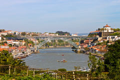 River Douro, Porto Stock Photo