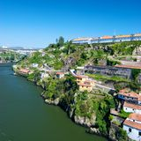 River Douro, Portugal Stock Photo