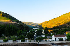 River Douro valley, Portugal Stock Photos