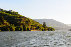 River Douro valley, Portugal Stock Image