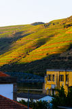 River Douro valley, Portugal Stock Photo