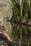 River in east anglia Stock Photos