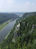 River Elbe Royalty Free Stock Image