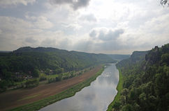 River Elbe Royalty Free Stock Photos