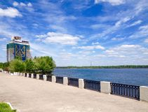 River embankment Stock Images