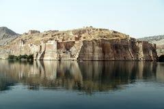 Rumkale fortress Royalty Free Stock Image