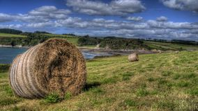 River Erme estuary September 2011 Stock Images