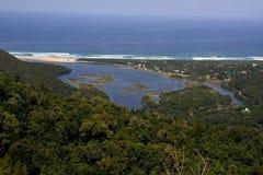 Free River Estuary And Sea Royalty Free Stock Photos - 8702328
