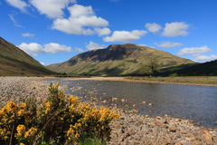 River Etive Royalty Free Stock Photo