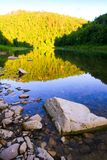 River in the evening Royalty Free Stock Photography