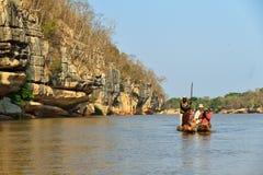 River excursion Royalty Free Stock Photos