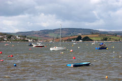 River Exe estuary Stock Photography