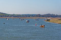 River Exe Royalty Free Stock Photos