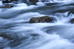 River flow / Ecology scene Stock Photography