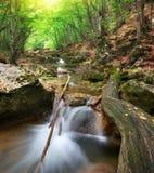 River flow Stock Photo