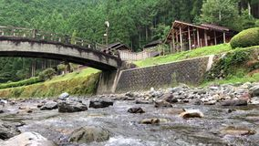 River in Nara prefecture, Japan.