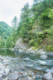 River flowing Royalty Free Stock Image