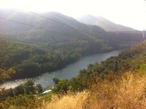 River Dam Stock Photos