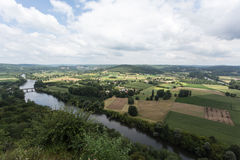 River in France Stock Photos