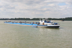 River freight Stock Image