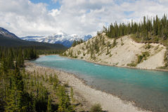 Free River From Snow Mountains Royalty Free Stock Photography - 5528157