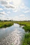 River Frome scenic Stock Photography