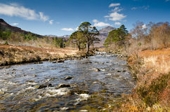 River A Ghairbhe Stock Images