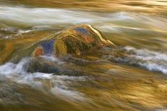 River Glow Royalty Free Stock Photos