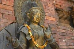 River Goddess Ganga Stock Image