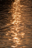 The river of gold Royalty Free Stock Image