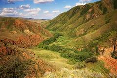 River Gorge Stock Image