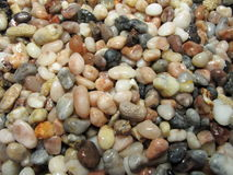 River gravel Royalty Free Stock Photo