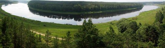Daugava River stock images