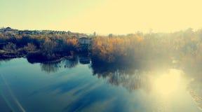 The River Guadalquivir royalty free stock photo