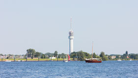 River in holland holliday nature summer holiday Royalty Free Stock Images