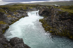 River in Iceland Royalty Free Stock Image