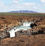 River in Iceland Stock Images