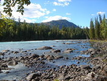 Free River In Mongolia09 Royalty Free Stock Photos - 4443698