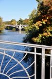 River Isar, Munich stock images