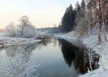 River Istra Stock Photos