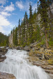 River in Jasper Royalty Free Stock Photography