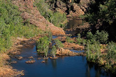 River - Kakadu National Park Stock Image