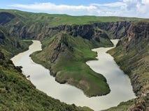 River in Kalajun Grassland Xinjiang China Royalty Free Stock Photography