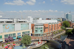 River Kennet, Reading, Berkshire Stock Photography