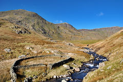 River Kent, Kentmere, English Lake District. Royalty Free Stock Photography