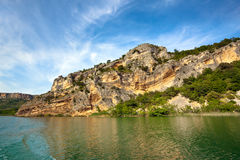 River Krka Stock Photography