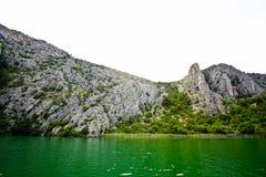 River Krka Stock Images